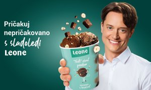 Kot v filmu: slovenski LEONE sladoledi praznujejo 30 let!