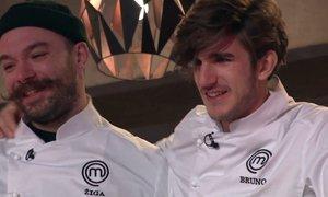 Finalista sedme sezone MasterChefa Slovenija sta Žiga Gabrovec in Bruno Šulman