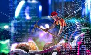 Z 'rudarjenjem' kriptovalut brez napora zasluži dodatnih 1800 evrov na leto