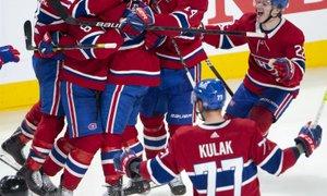 Montreal z golom Andersona do zmage na tretji polfinalni tekmi