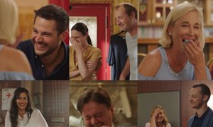 Spodrsljaji na snemanju: ko igralce napade smeh