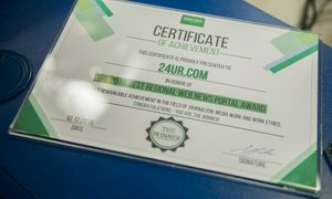 Konec tekmovanja: 24ur.com najboljši spletni portal v regiji!