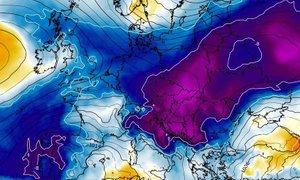 V noči na ponedeljek nas bo dosegel čistejši, a tudi občutno hladnejši zrak
