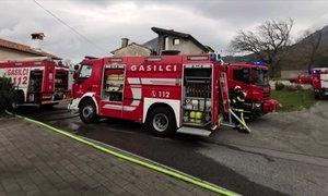 Požari v naravi se vrstijo, ljubljanski gasilci pa imajo opravka s požigalcem
