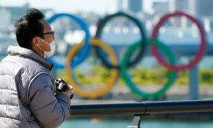 'OI v Tokiu bodo 2021, četudi koronavirus še ne bo obvladan'