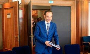Logar: Slovenija bo na predsedovanje dobro pripravljena