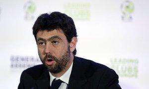 Uefa sprožila disciplinsko preiskavo proti Barci, Realu in Juventusu