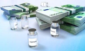 Si farmacevtski giganti od prodaje cepiv lahko obetajo enormne zaslužke?