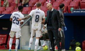 Španski mediji trdijo: Zidane je igralcem že povedal, da se poslavlja