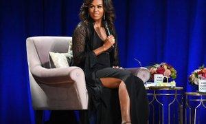 Michelle Obama spet najbolj občudovana ženska