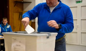 Svoj glas oddala četrtina volilnih upravičencev