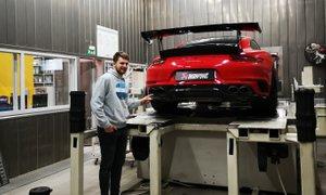 Dončić svoj športni avtomobil opremil z izpuhi Akrapovič