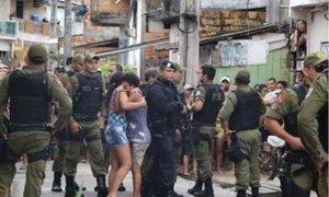 Strelski napad v Braziliji: skupina moških začela streljati in ubila 11 ljudi