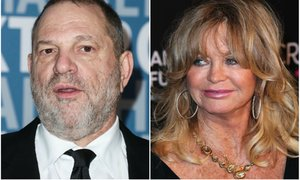 Goldie Hawn o prepiru z Weinsteinom: Takrat je želel, da igram 23-letnico