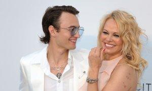Pamela Anderson o sinu v superlativih: Talentiran, ambiciozen in čudovit
