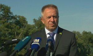 Počivalšek verjame, da bo prehod meje s Hrvaško za turiste popolnoma sproščen s ...
