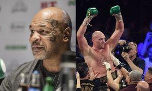 Fury trdi: Prejel sem telefonski klic za dvoboj s Tysonom