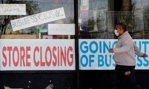 ILO: Vsak šesti mladi zaradi pandemije ostal brez dela