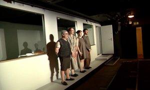 Na odru Male drame pripravili premiero za tri obiskovalce