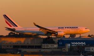 Air France in Airbus morata zaradi nesreče iz leta 2009 pred sodišče