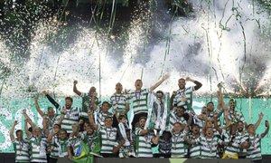 Sporting slavi naslov prvaka po dolgih 19 letih