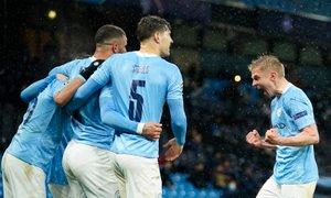 Manchester City po porazu Uniteda tudi uradno angleški prvak