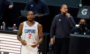 Trener Clippersov o Dončiću in Dallasu: 'Je glava njihove kače'