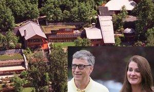 Kaj se bo zgodilo z luksuzno vilo Billa in Melinde Gates?