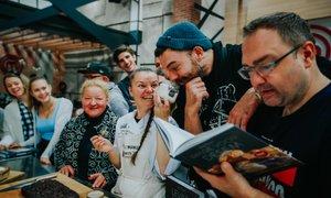 MasterChefovci so se učili peke z drožmi od mojstrice Anite Šumer