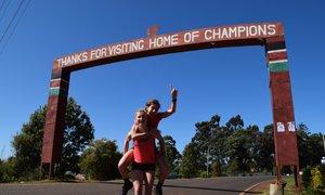 Slovenski atletinji, ki sta se udomačili v Keniji, deželi tekačev