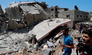 Nasilje med Izraelom in Gazo: 'Razmere se stopnjujejo v smeri popolne vojne'