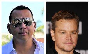 Matt Damon navdušen, Alex Rodriguez šokiran zaradi nove zveze J. Lo.