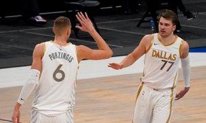 Mavericksi gostijo Pelicanse brez najbolj bleščečega perja