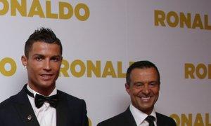 Ronaldov agent trdi: Njegovi načrti trenutno ne vključujejo Portugalske