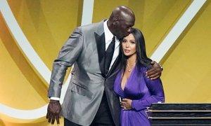 Vanessa Bryant ob Kobejevem sprejetju v hišo slavnih: 'Še vedno zmaguje'