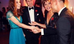 Slovenec spoznal Kate in princa Williama: Kolena so se mi tresla