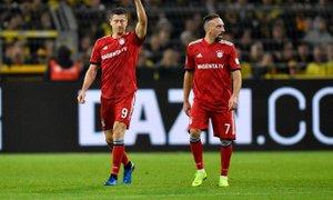 Lewandowski, Bayernov stroj za gole