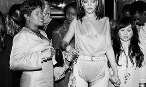 Rihanna se je javno opravičila prijateljem in svojcem