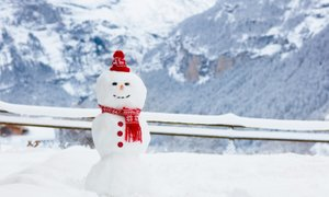 Kdaj bo tudi po nižinah zapadel sneg?