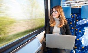 SŽ bodo do konca leta potniške vlake opremile z brezžičnim internetom