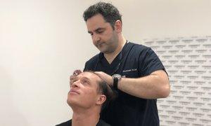 Denis Toplak v Turčijo na presaditev las