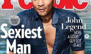 Najbolj seksi moški je John Legend