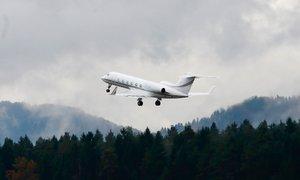 Izet Rastoder ustanovil letalsko družbo