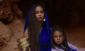 Beyoncejina sedemletna hčerka je postala nagrajena avtorica