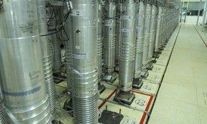 IAEA v Iranu odkrila delce urana na neprijavljeni lokaciji