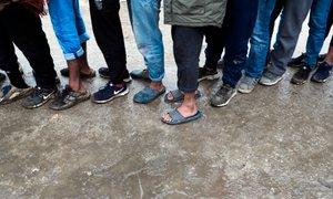 Črno goro na poti proti EU letos prečkalo več kot 7200 migrantov