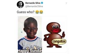Silva se je želel pošaliti s soigralcem, FA ga je kaznovala s tekmo prepovedi