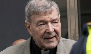 Kardinalu Pellu, obsojenemu spolnih zlorab dveh dečkov, sodišče dalo priložnost ...