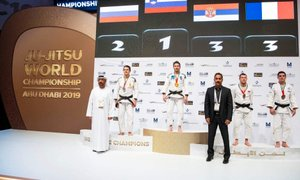 Slovenija ima novega svetovnega prvaka v borilnih športih