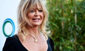 Goldie Hawn: Vzpon kariere me je vodil v depresijo